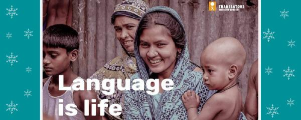 Nimus translations doneert aan translators without borders