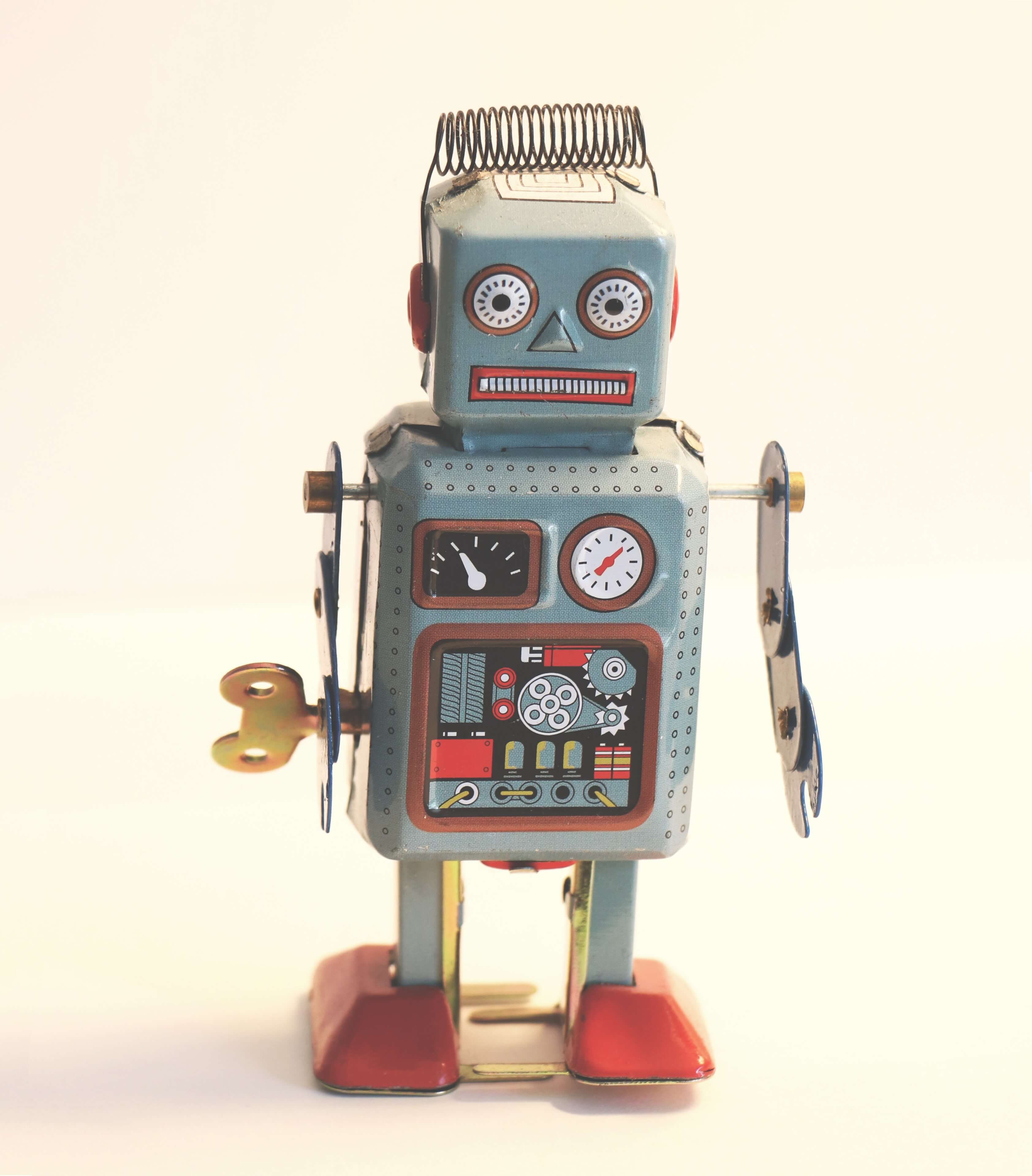 Machine translation robot